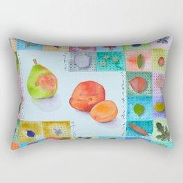 Summer Study 1 Rectangular Pillow