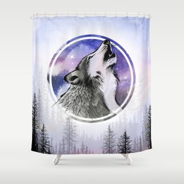 Hoping Shower Curtain