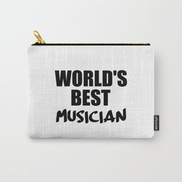 worlds best musician Carry-All Pouch