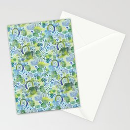 Pebbled Ponderings Stationery Cards