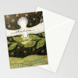 Shalom to Society Stationery Cards