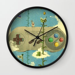 Lost & Found Wall Clock