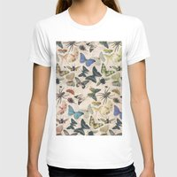 insect T-shirts featuring Insect Jungle by Galvanise The Dog