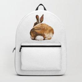 Rabbit Butt Backpack