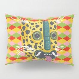 Mexican Leopard Pillow Sham