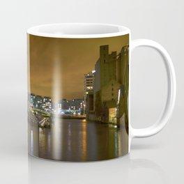 Reflections II - Grand Canal Dock Coffee Mug