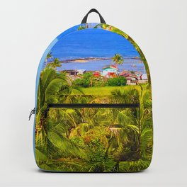 Beautiful Beach Backpack