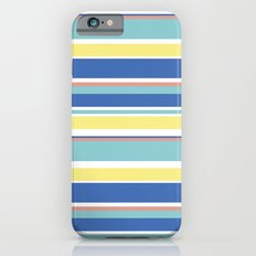 The Summer Stripes iPhone 6s Slim Case