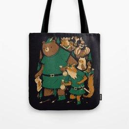 oo-de-lally Tote Bag