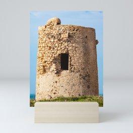 Saracen Tower Mini Art Print