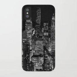 When The Lights Go Out iPhone Case