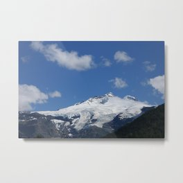 Cerro Tronador Metal Print