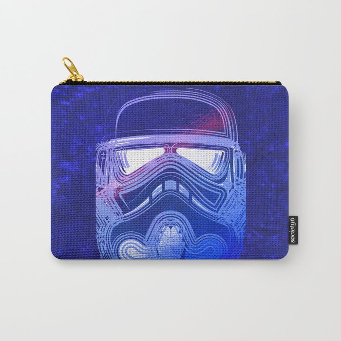 Pop Trooper Carry-All Pouch