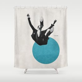 Reality ... Shower Curtain