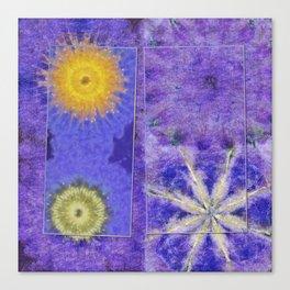 Mopey Feeling Flower  ID:16165-060813-24921 Canvas Print