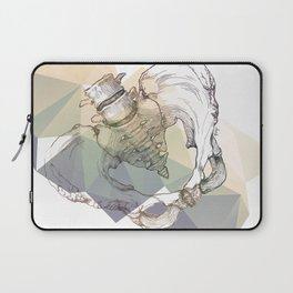 Pelvic Bone Laptop Sleeve