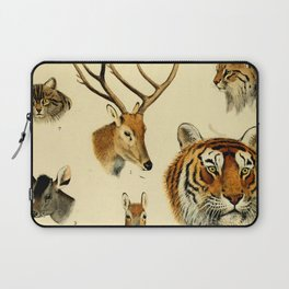 The Great and Small Game of Europe, Western and Northern Asia and America Laptop Sleeve