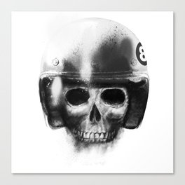 death racer Canvas Print