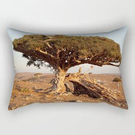 Socotra — dreams of the Lost Paradise Rectangular Pillow