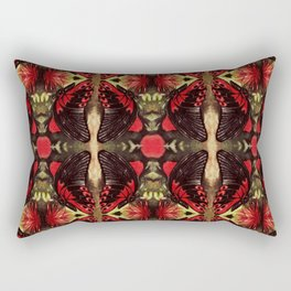 Butterfly Bright Rectangular Pillow