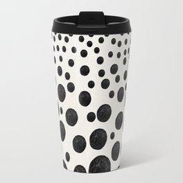 BNW Agatized Coral Dots Travel Mug