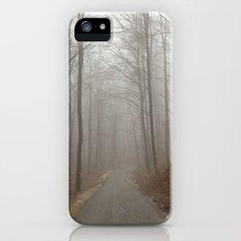 Nebel iPhone Case