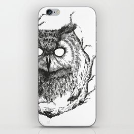 Forest Gods | Owl iPhone Skin