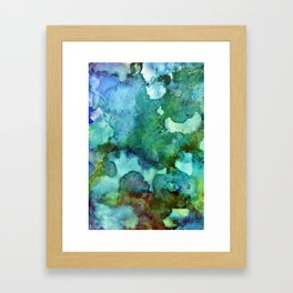 Cloud Forest Framed Art Print
