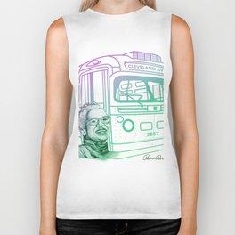 Rosa Parks, Courageous Woman Biker Tank