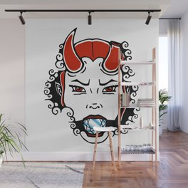 Luci Wall Mural
