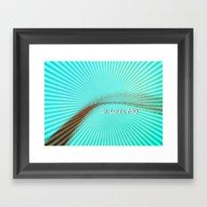 St. Louis Vibes Framed Art Print