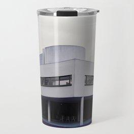 Villa Savoye , Le Corbusier Travel Mug