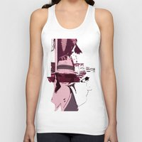holiday Tank Tops featuring Holiday by Paola Rassu