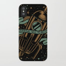sirens of titan - vonnegut iPhone Case