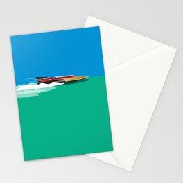 Liquid Sky Stationery Cards