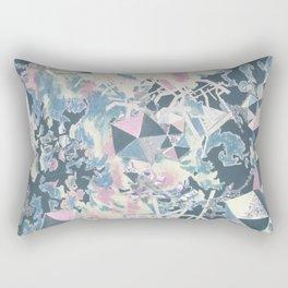 Distracted Rectangular Pillow