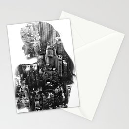 DreamCity Stationery Cards