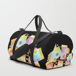 Celebration Motif Duffle Bag