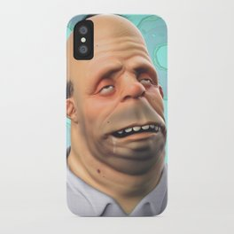 Homer Simpson iPhone Case