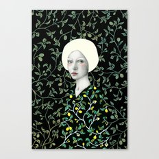 Ethel Canvas Print
