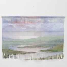 Imaginary Landscape Wall Hanging