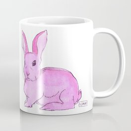 Pink Ink Coffee Mug