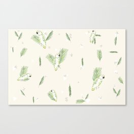 tete Canvas Print