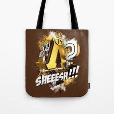 You Ain't A Lambda? SHEEESH!!! Tote Bag