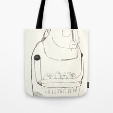 gentle giant Tote Bag