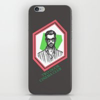 kevin russ iPhone & iPod Skins featuring Kevin Baird by AnimatedWhale