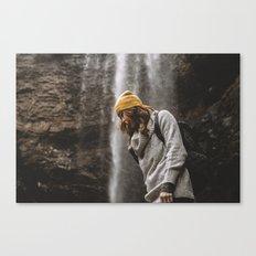 Low Falls Canvas Print