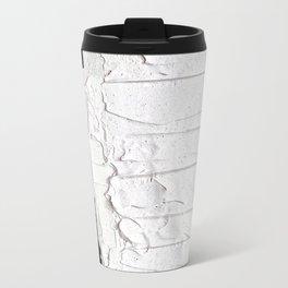 Black, White & White Travel Mug