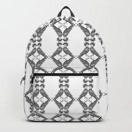 Harpy pattern Backpack