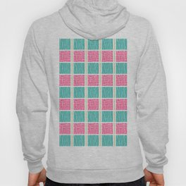 Blue and Pink Hoody